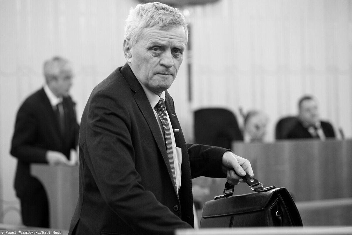 Stanisław Kogut zmarł w wieku 67 lat