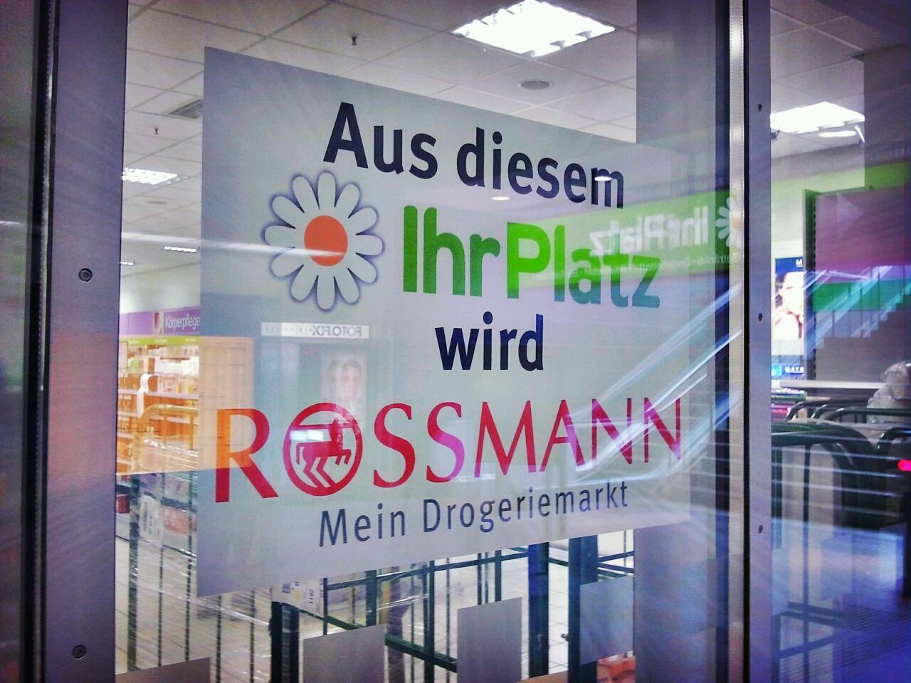 Zasiłek dla bezrobotnych z Rossmanna. W Niemczech socjal w