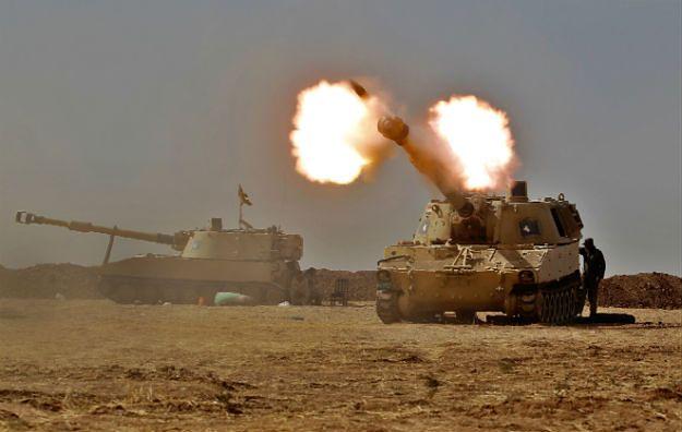 Wojska rządowe weszły do Mosulu, ostatniego bastionu Państwa Islamskiego w Iraku
