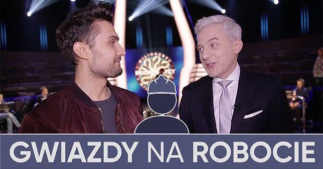 """""""Milionerzy"""": Hubert Urbański zdradza sekrety show. Tego nie zobaczysz w programie"""