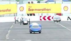 Polscy studenci zbudowali superekonomiczny samochód