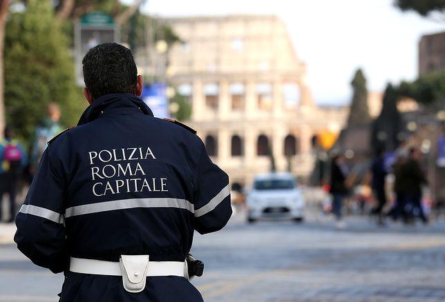 Do napaści doszło w Rzymie
