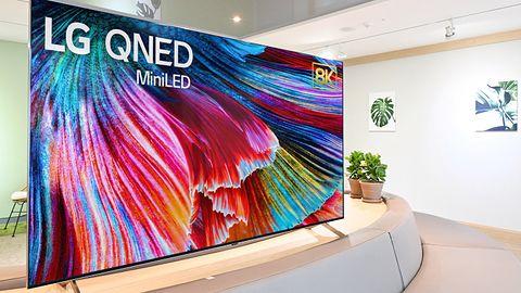 LG QNED Mini LED: telewizory LG z matrycami nowego typu