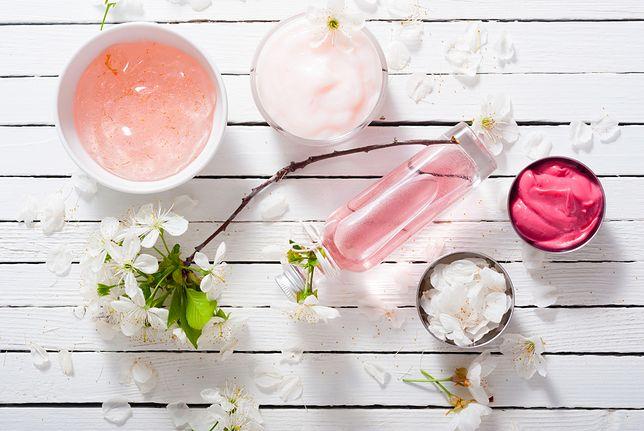 Mocznik jest składnikiem kosmetyków nawilżających