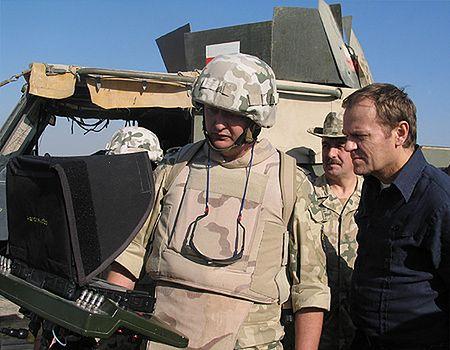 Z Iraku wychodzimy w październiku 2008