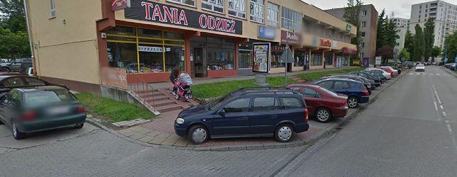 Zwłoki 60-letniego mężczyzny w zaparkowanym samochodzie