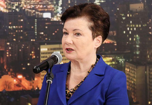 Gronkiewicz-Waltz: zdecydowana większość warszawiaków uważa, że byłam dobrym prezydentem