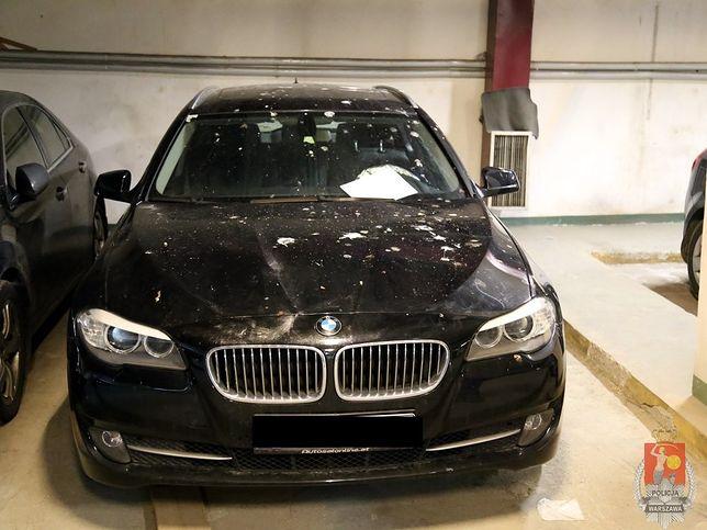 Odzyskali trzy auta marki BMW [WIDEO]