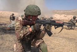 Rosja wysłała wojsko na granicę z Afganistanem. Pokaz siły