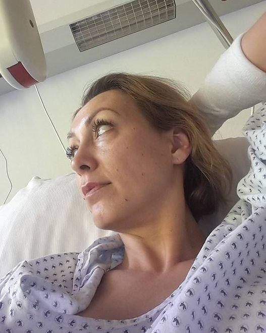 """Anna Kalczyńska wspomina wypadek: """"Miałam szczęście"""""""