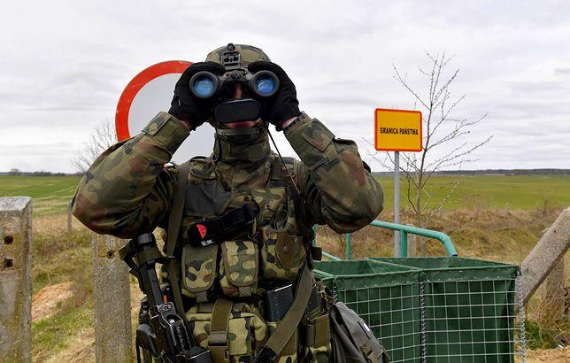 Akcja kontrwywiadu wojskowego. Żołnierz, który siał dezinformację już namierzony