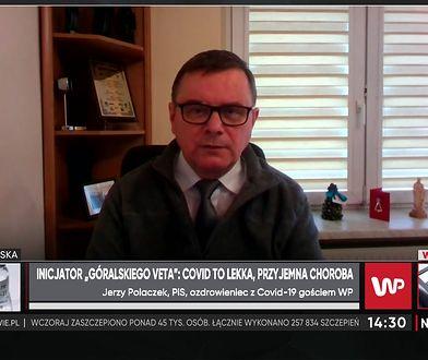 Góralskie Veto i słowa organizatora akcji o COVID-19. Poseł PiS: szkodliwa wypowiedź