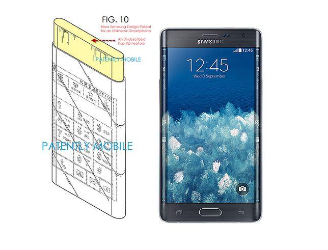 Samsung Galaxy S6 Edge jeszcze ciekawszy