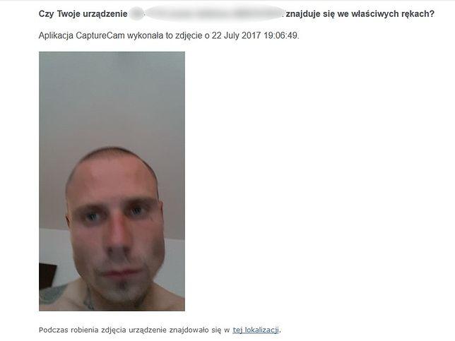 Jak technologia radzi sobie z kradzieżą, czyli tablet, który dzięki specjalnej aplikacji wysłał zdjęcie złodzieja swojemu właścicielowi