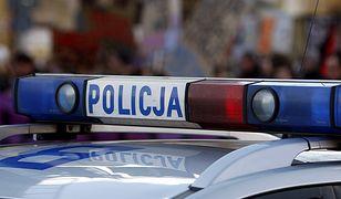 Wypadek w Lubartowie, trzy osoby w szpitalu. Przyczyną mysz, która wskoczyła na kierowcę BMW