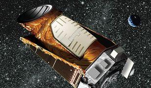 Po 9 latach NASA wyłączyła teleskop Kepler