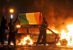 Belfast w ogniu