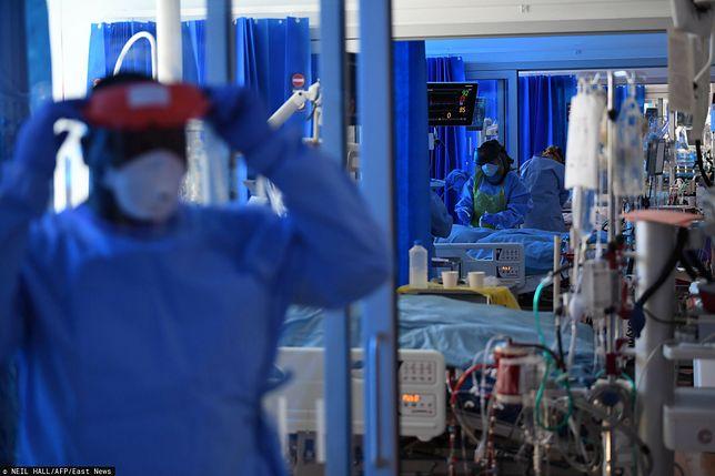 Polak w śpiączce w Anglii. Placówka medyczna wydała oświadczenie