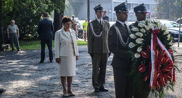 Premier Beata Szydło oddała hołd polskim ofiarom ataku na World Trade Center