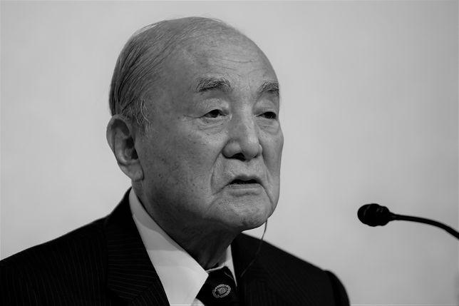 Japonia w żałobie. Nie żyje Yasuhiro Nakasone