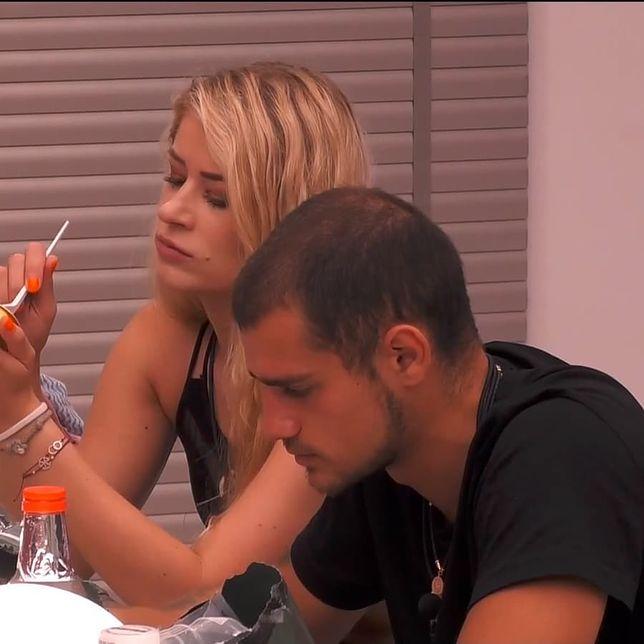 """Big Brother"": Olek i Magda mają kryzys"