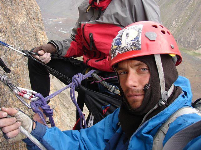 Wojtek Kozub zginął na Mont Blanc. Osierocił miesięczną córkę.