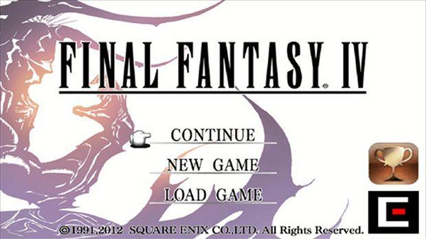 Final Fantasy IV wylądowało na AppStore