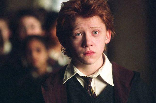 """Kręcenie """"Harry'ego Pottera"""" było wielkim poświęceniem."""