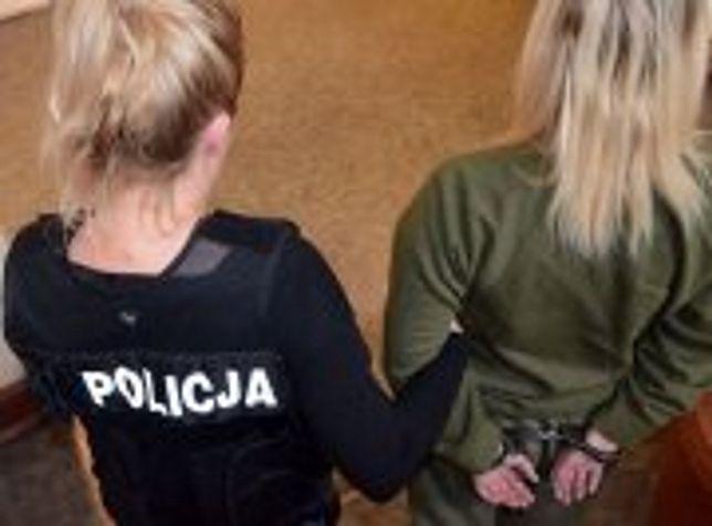 Marki. Wobec matki dziewczynki zastosowano dozór policyjny