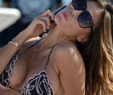 Claudia Galanti - piękna Paragwajka