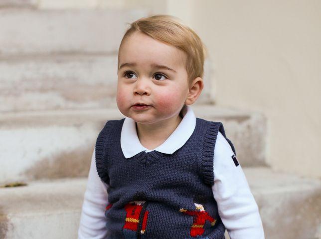 Książę George jest ulubieńcem poddanych
