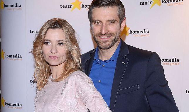 Maciej Dowbor i Joanna Koroniewska spełniają się w roli rodziców.