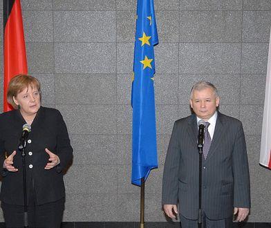 Merkel skrytykowała Polskę. To koniec pewnej epoki