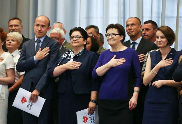 Uroczystość podpisania Paktu Społecznego Przeciw Dopalaczom