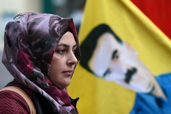 Francja. 15 tys. Kurdów domagało się jak co roku uwolnienia Ocalana