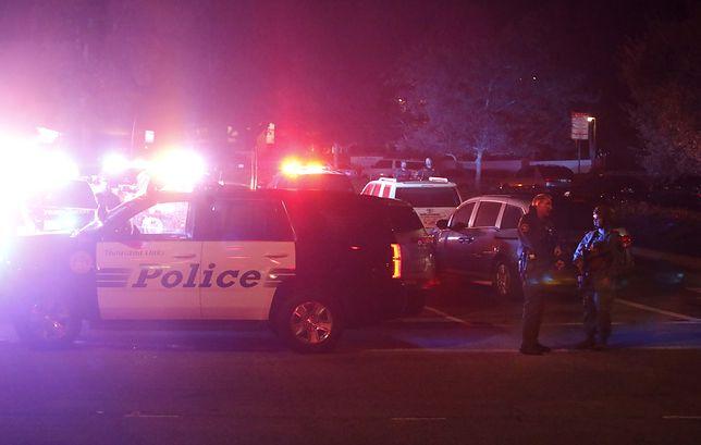 W strzelaninie w Thousand Oaks zginęło 12 osób