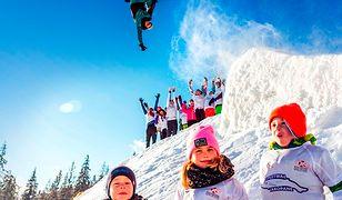 Gubałówka - snowpark Goobaya z najwyższą skocznią w Polsce