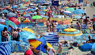 Darłowo - koniec parawanów na plaży?