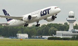 LOT kasuje połączenia z lotnisk regionalnych