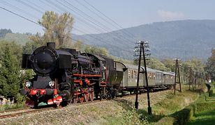 Pociągi retro powrócą na najpiękniejsze trasy Małopolski