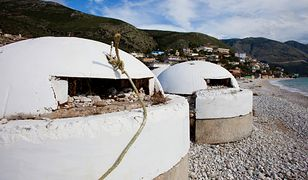 Albania - kraj setek tysięcy bunkrów