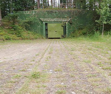 Podborsko 3001: zobacz postsowiecki magazyn amunicji atomowej