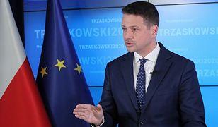 Wybory 2020. Rafał Trzaskowski poruszył problem pedofilii w Polsce