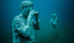 Nowa atrakcja Lanzarote – otwarto pierwsze w Europie podwodne muzeum