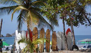Tropikalna Kostaryka. Republika szczęścia