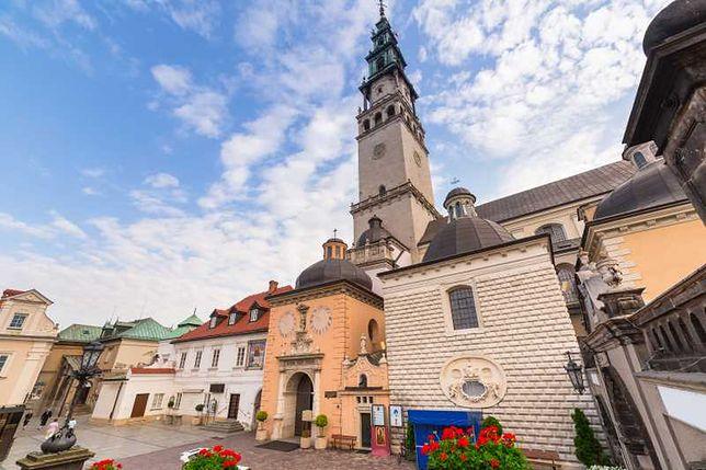 Jasna Góra - jedyne takie miejsce w Polsce