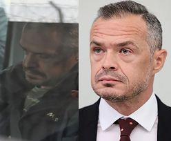 Areszt zmienił Nowaka. Wygląda zupełnie inaczej