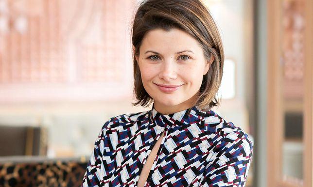 Agnieszka Sienkiewicz pokazała tort dla córki