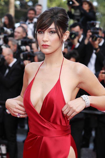 Bella Hadid w Cannes