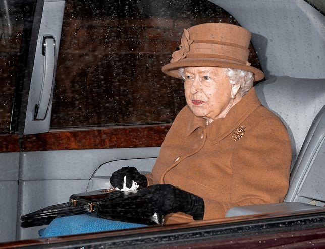 Królowa Elżbieta II tęskni za wnukiem